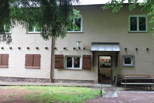 Eingang Schützenhaus