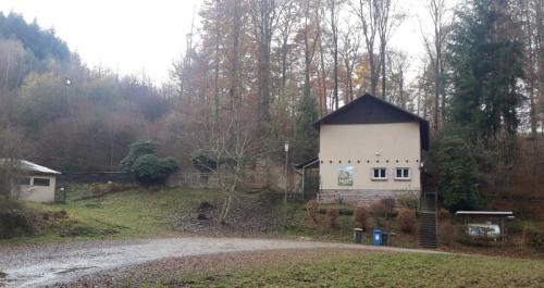 Gebäude des SV Jagdschloss
